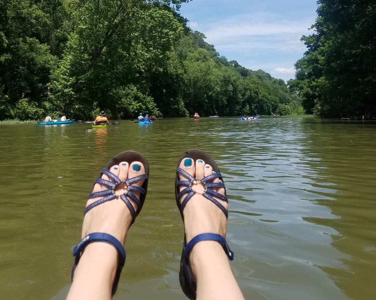 (Water) Trail Review: the Narrows of the Harpeth River