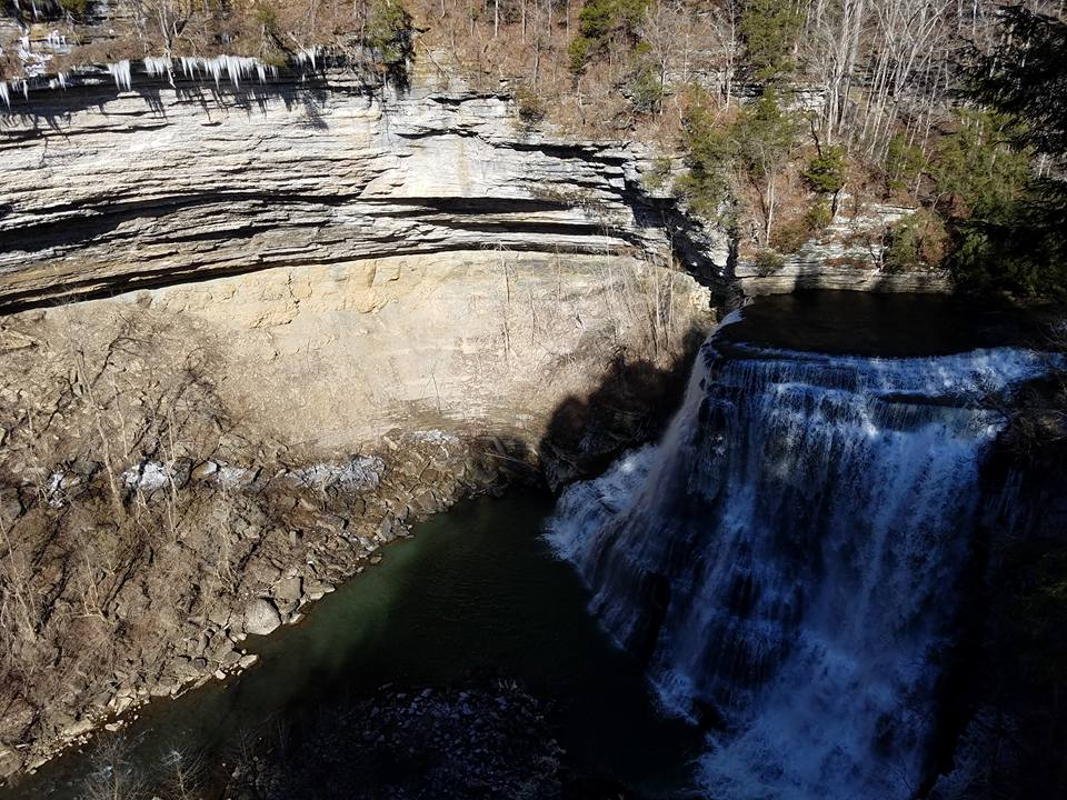 Trail Review: Burgess Falls State Park
