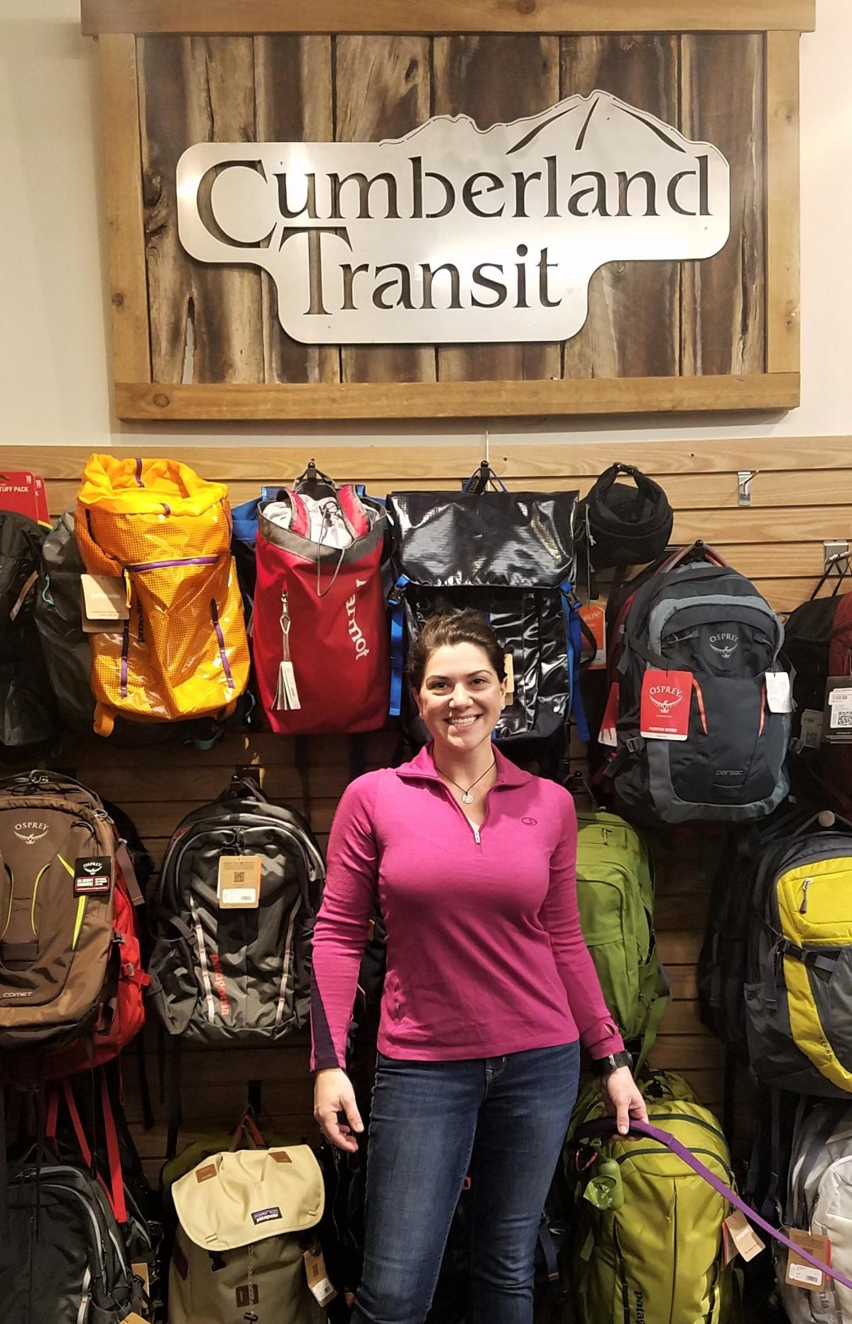2018 Cumberland TransitAmbassador