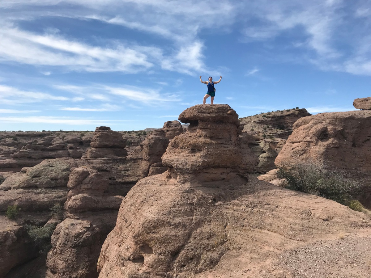 Trail review: San Lorenzo Canyon