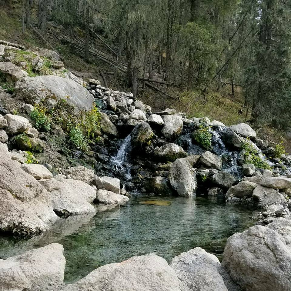 New Mexico :: San Antonio HotSprings